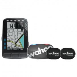 Wahoo Fitness ELEMNT ROAM GPS Stealth Bundel Fiets Computer