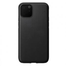 Nomad Rugged Leather Case iPhone 11 Pro zwart