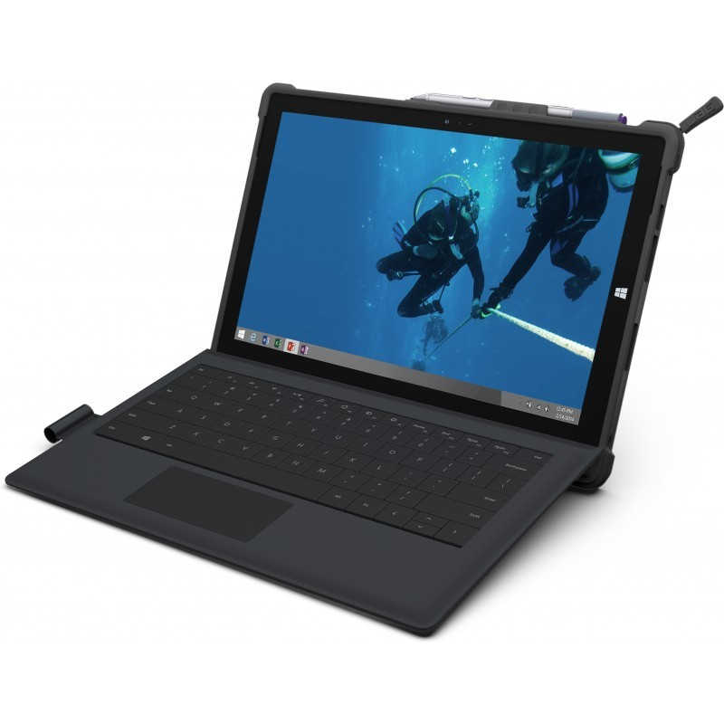 UAG case Surface 3 blauw