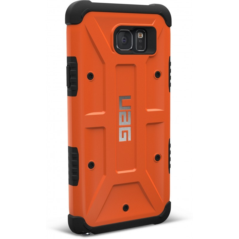 UAG Outland Galaxy Note 5 oranje