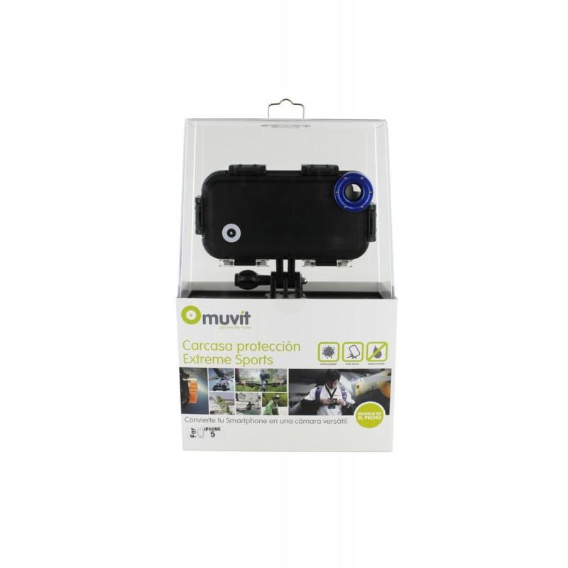 Muvit Outride iMountz Extreme Sports kit iPhone 5(S)