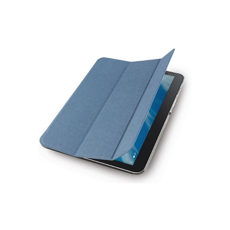 Smart Stand Case Galaxy Tab 4 10.1 inch Light Blue