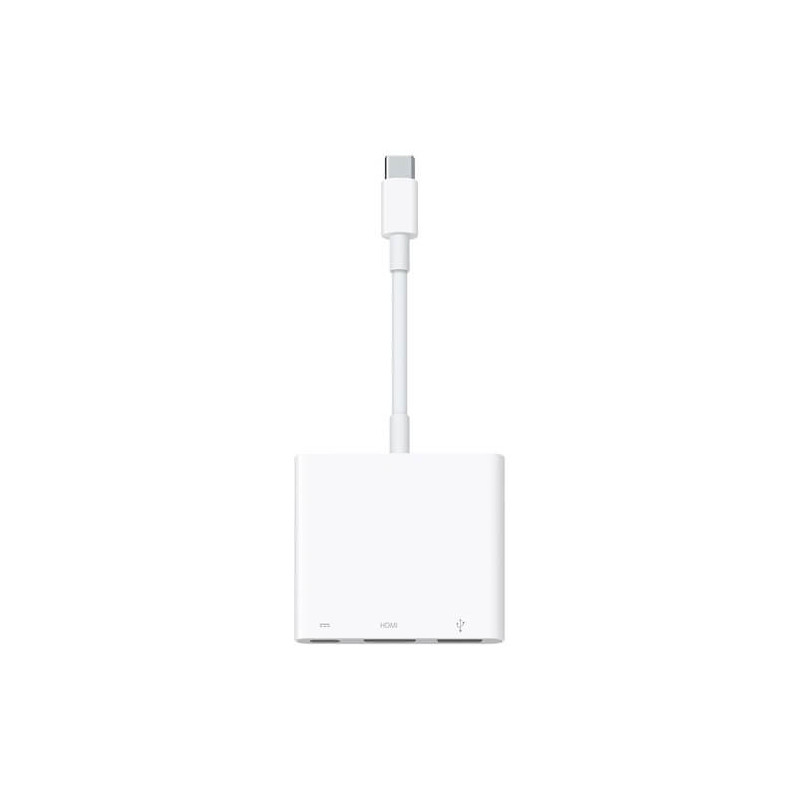 Apple USB-C HDMI Digital AV Multiport Adapter wit
