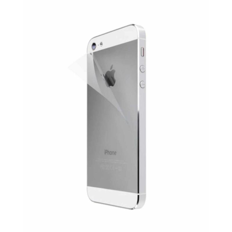 Screenprotector anti-reflectie iPhone 5(S)/SE (voor en achter)