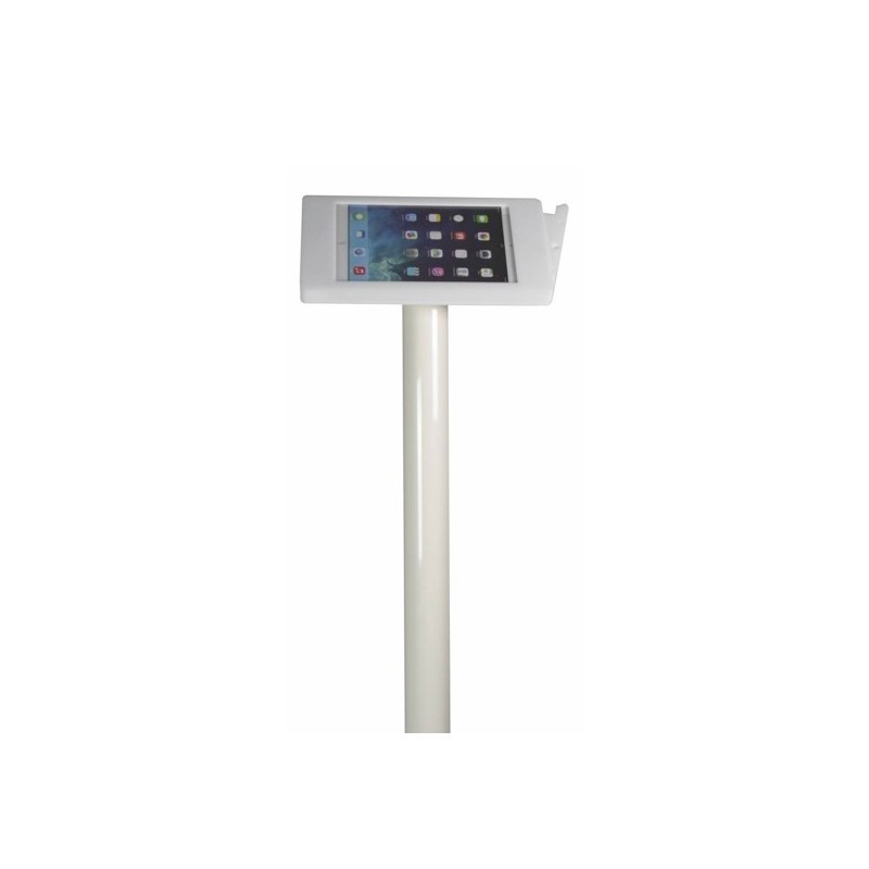 Tablet vloerstandaard Fino iPad Pro 12,9 wit