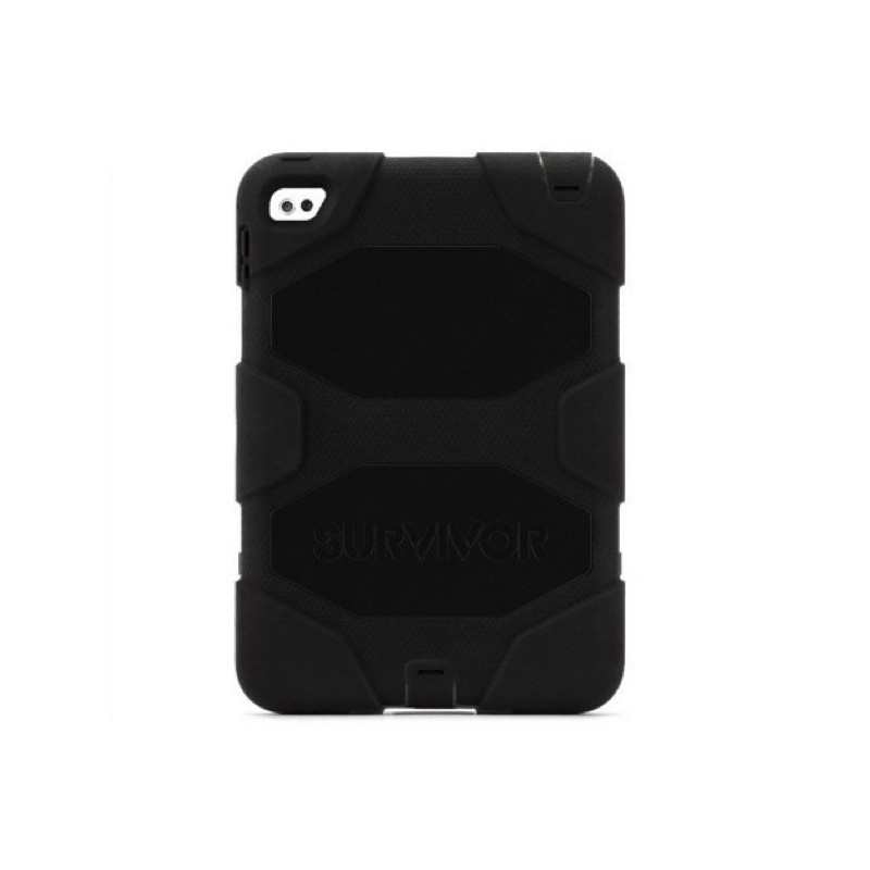 Griffin Survivor All-Terrain hardcase iPad Mini 4 / 5 zwart