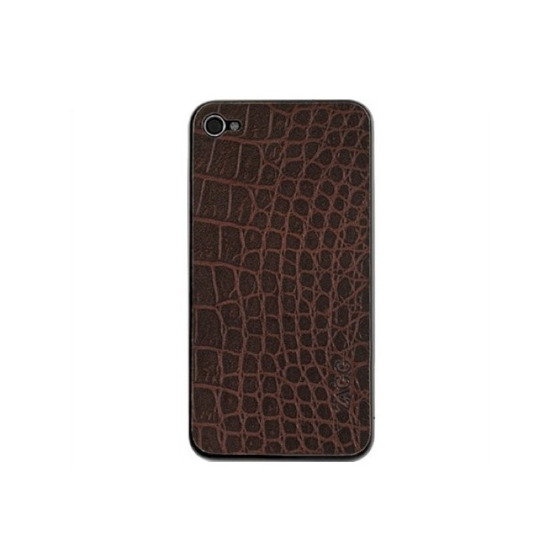 LEATHERskins iPhone 5 / 5S Skin Embossed Premium Alligator
