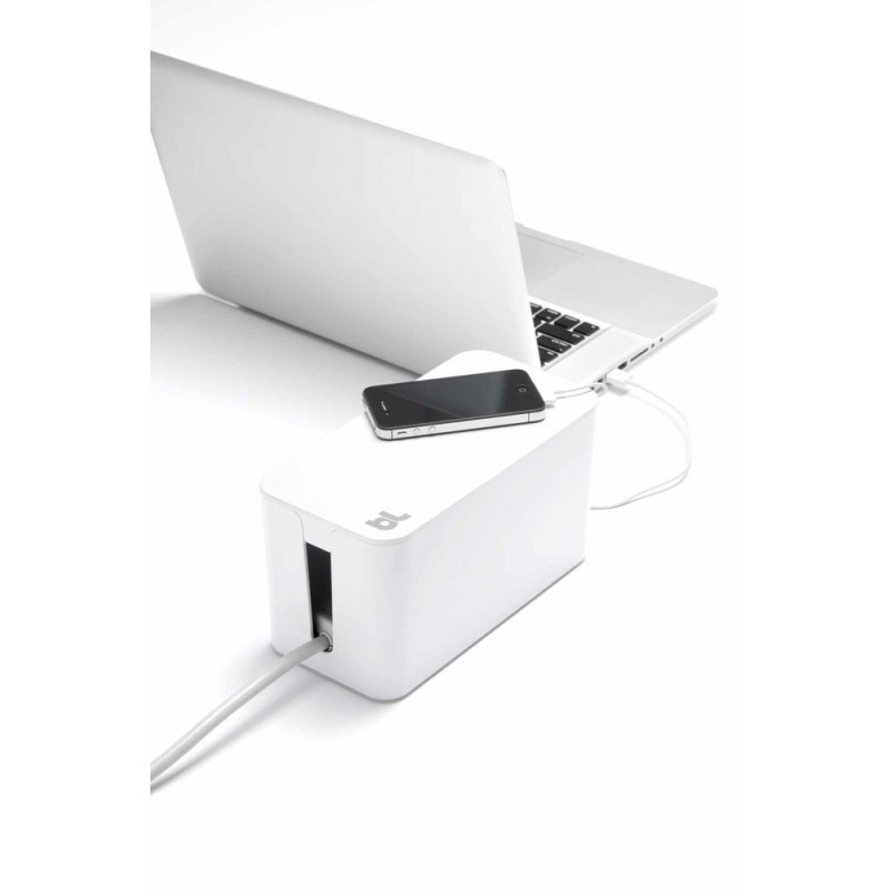 Bluelounge CableBox Mini wit