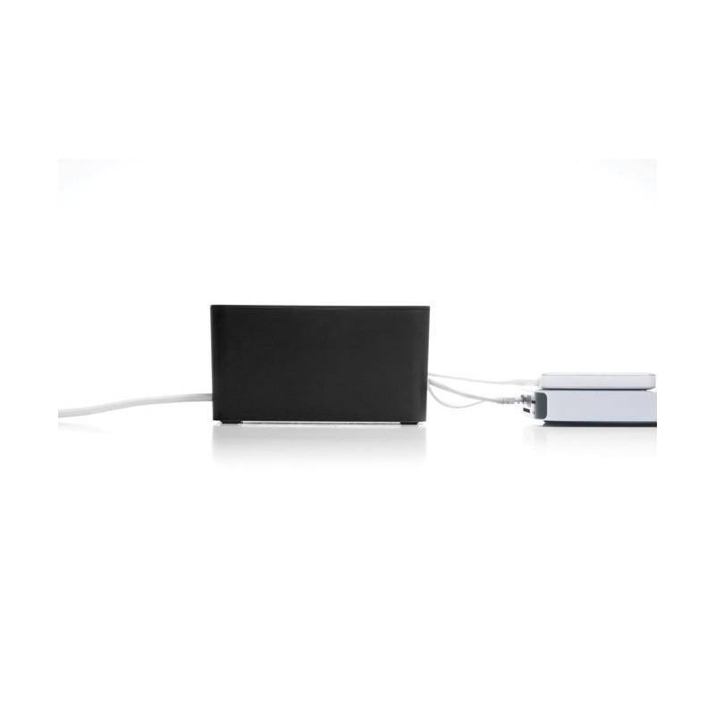 Bluelounge CableBox Mini zwart