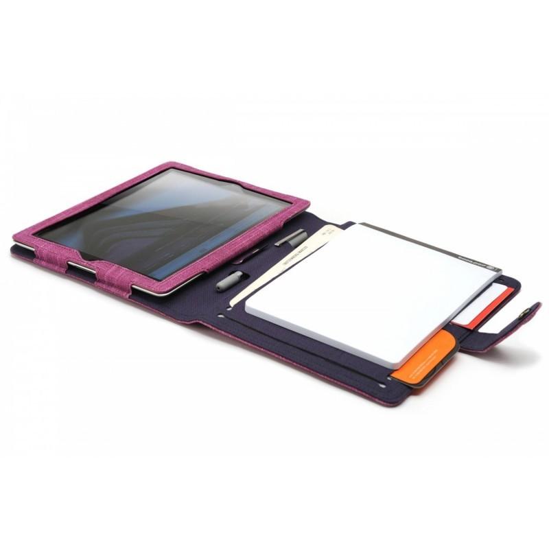 Booq BooqPad iPad 2/3/4 Purple Plum