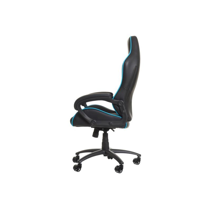 Fourze Strike chair blauw / zwart