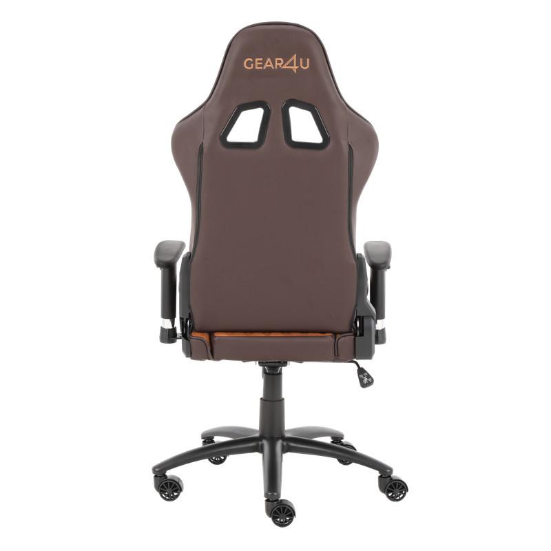 Gear4U Elite office chair / gaming chair brown