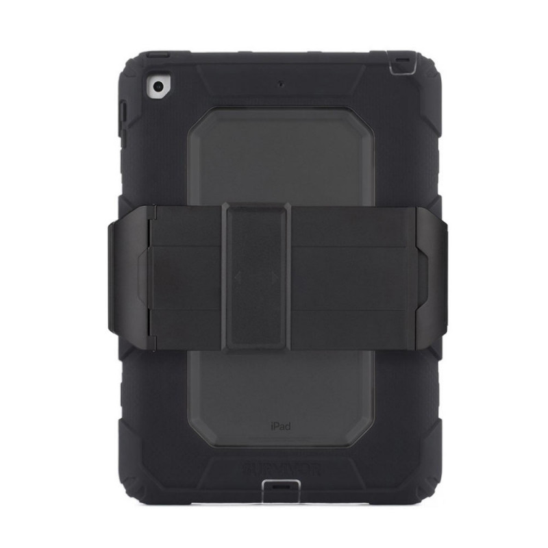 Griffin Survivor All-Terrain Case iPad 2017 / 2018 zwart