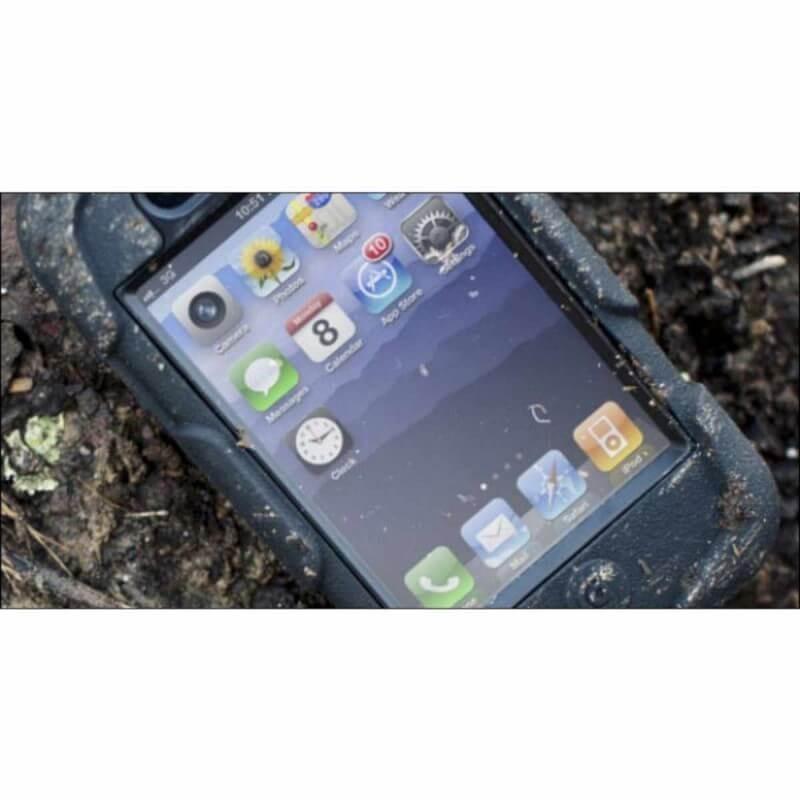 Griffin Survivor All-Terrain hardcase iPhone 4(S) zwart