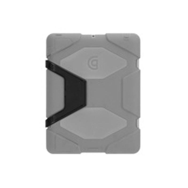 Griffin Survivor Standaard iPad 2/3/4 zwart