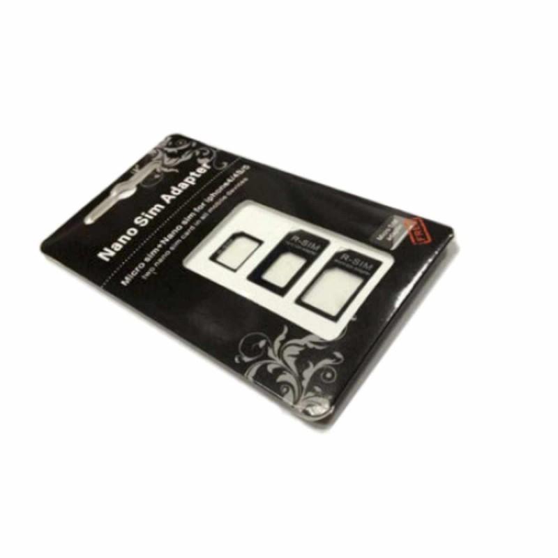 Nano en Micro simkaart adapter