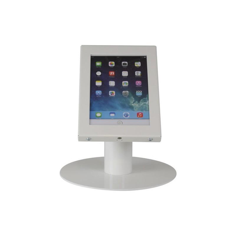 Tablet tafelstandaard Securo iPad Mini en Galaxy Tab 3 wit