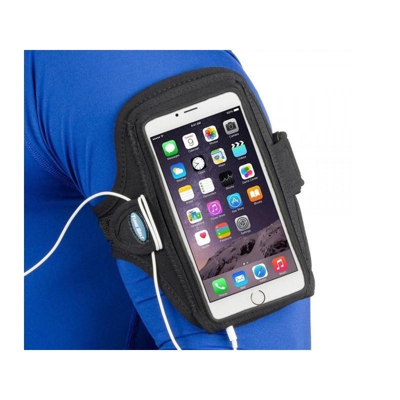 Tune Belt Sport armband AB91 iPhone 6(S) Plus zwart
