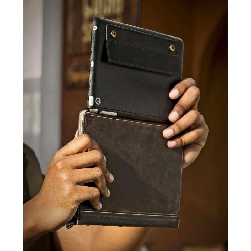 Twelve South BookBook iPad Mini 1/2/3/4/5 bruin