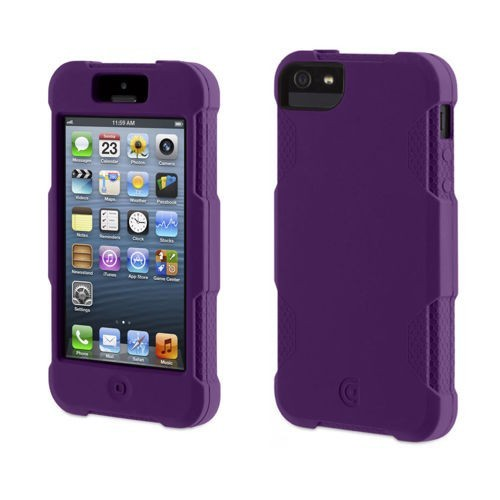 Griffin Protector iPhone 5(S)/SE Paars