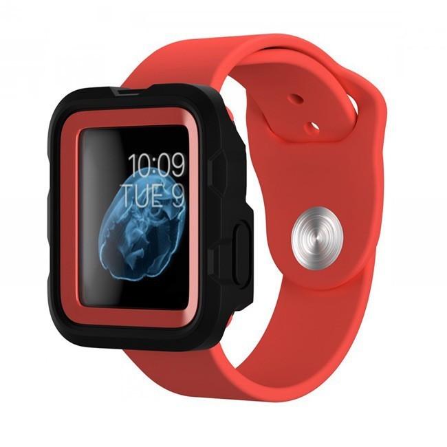 Griffin Survivor Apple Watch Case 38mm red