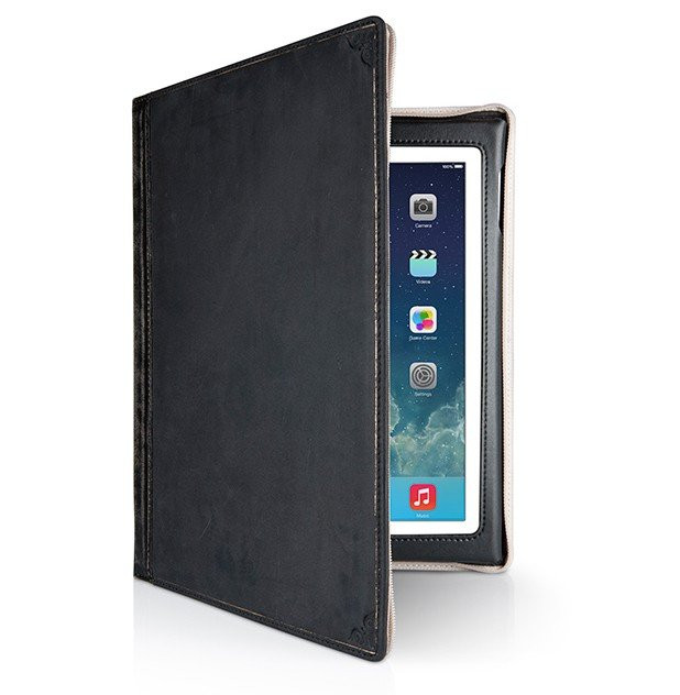 Twelve South BookBook iPad 2017 / 2018 / Air 1/2 zwart