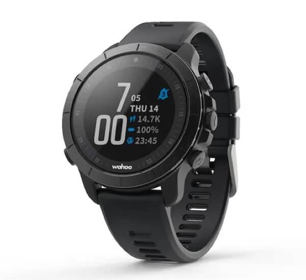 Wahoo Fitness ELEMNT RIVAL GPS Watch Kona grey