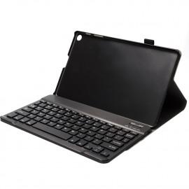 Mobiparts Bluetooth Keyboard Case Samsung Galaxy Tab A 10.1 (2019) Zwart