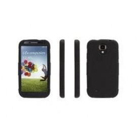 Griffin Survivor Skin Back Case Galaxy S4 zwart