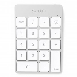 Satechi Slim Wireless Keypad zilver