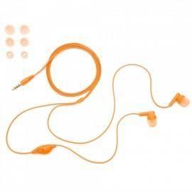 Griffin TuneBuds In-Ear Hoofdtelefoon oranje