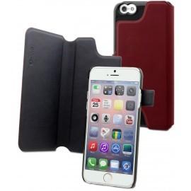 Muvit Magic Reverso Case iPhone 6(S) roodbruin