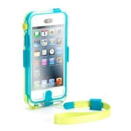 Griffin Catalyst Waterproof hardcase iPhone 5(S)/SE turquoise