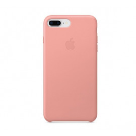 Apple leather case iPhone 7 / 8 Plus Soft Pink
