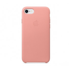 Apple leather case iPhone 7 / 8 / SE 2020 Soft Pink