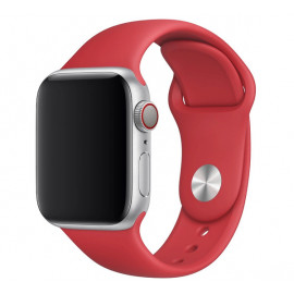 Apple Sport Band Apple Watch 38mm / 40mm Red
