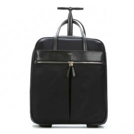 Knomo Burlington Wheel Briefcase 15'' zwart