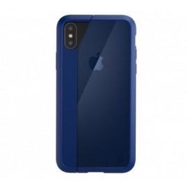 Element Case Illusion iPhone XS Max blauw