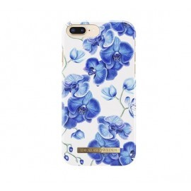 iDeal of Sweden Fashion Back Case iPhone 8 / 7 / 6S / 6 Plus baby blue orchid