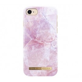 iDeal of Sweden Fashion Back Case iPhone 7 / 8 / SE 2020 pilion pink marble