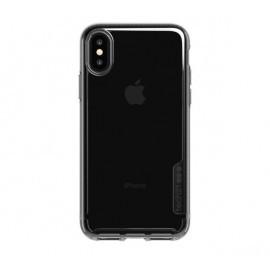 Tech21 Pure Tint iPhone X / XS transparant / zwart