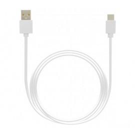 Casecentive data cable USB-C 2 meter white