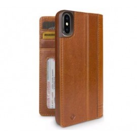 Twelve South Journal iPhone XS Max cognac