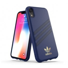 Adidas OR Moulded Case iPhone XR blauw