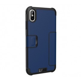 UAG Hard Case Metropolis iPhone XS Max blauw
