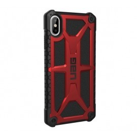 UAG Hard Case Monarch iPhone XS Max rood