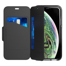 Tech21 Evo Wallet iPhone XS Max zwart