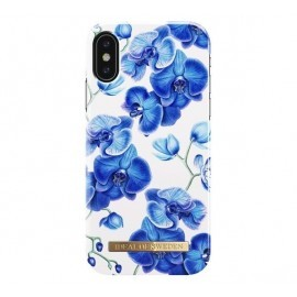 iDeal of Sweden Fashion Back Case iPhone X / XS baby blue orchid