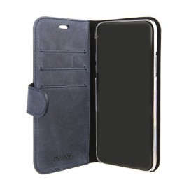 Valenta Booklet Classic Luxe iPhone XR Vintage Blauw