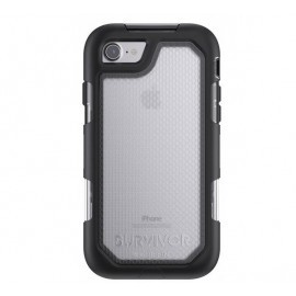Griffin Survivor Summit case iPhone 7 / 8 Plus grijs